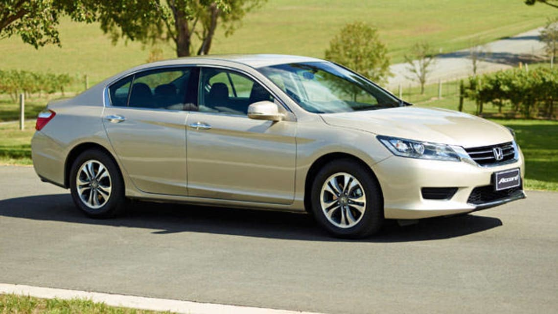 Honda Accord V6 2013 Review