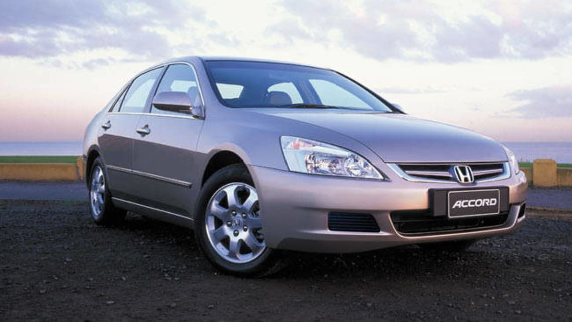 Marvelous Used Honda Accord Review: 2003 2008