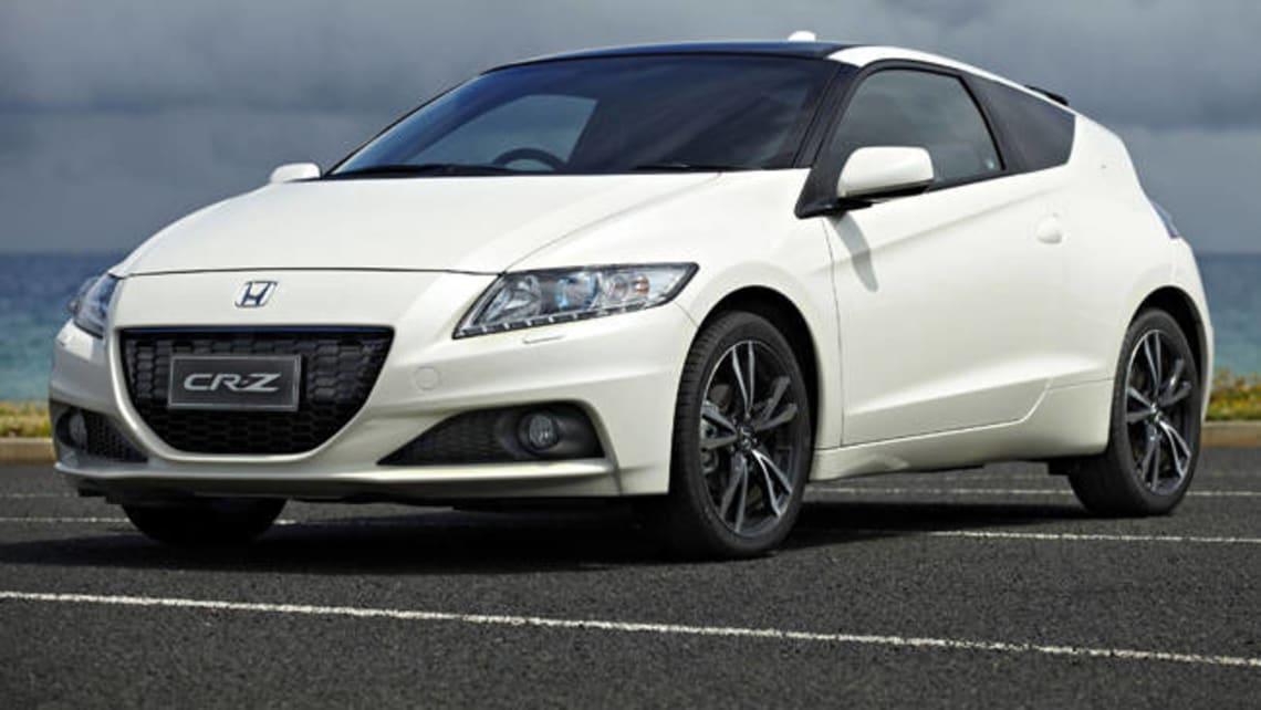 Honda Cr Z 2012 Review Carsguide