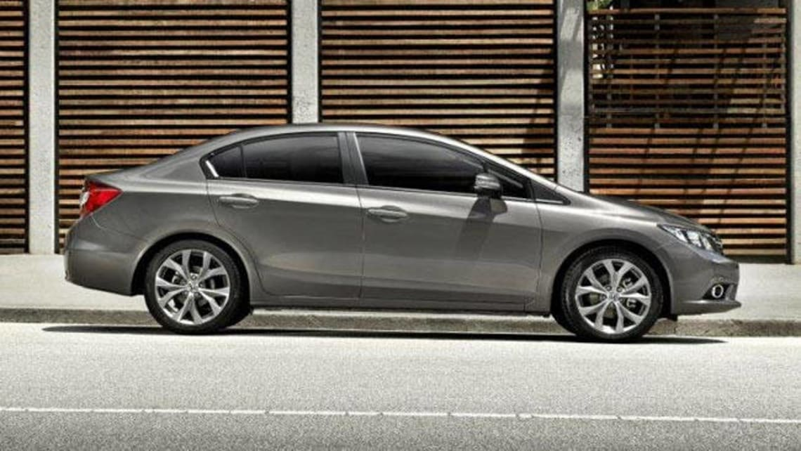 Honda Civic VTi L Sedan 2012 Review