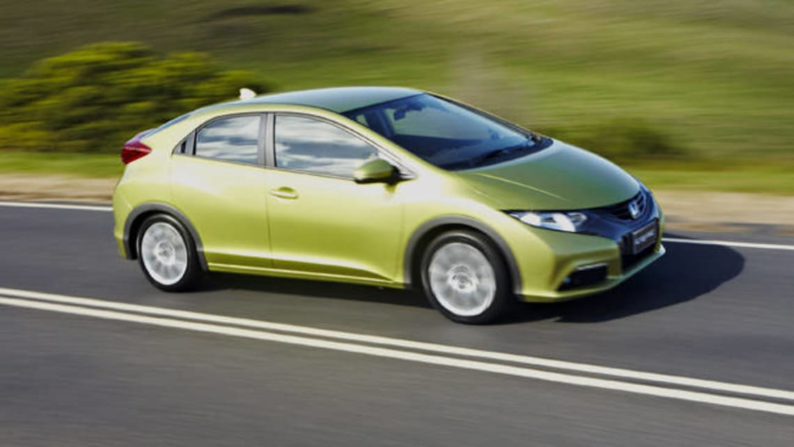 Honda Civic VTi-L 2012 review