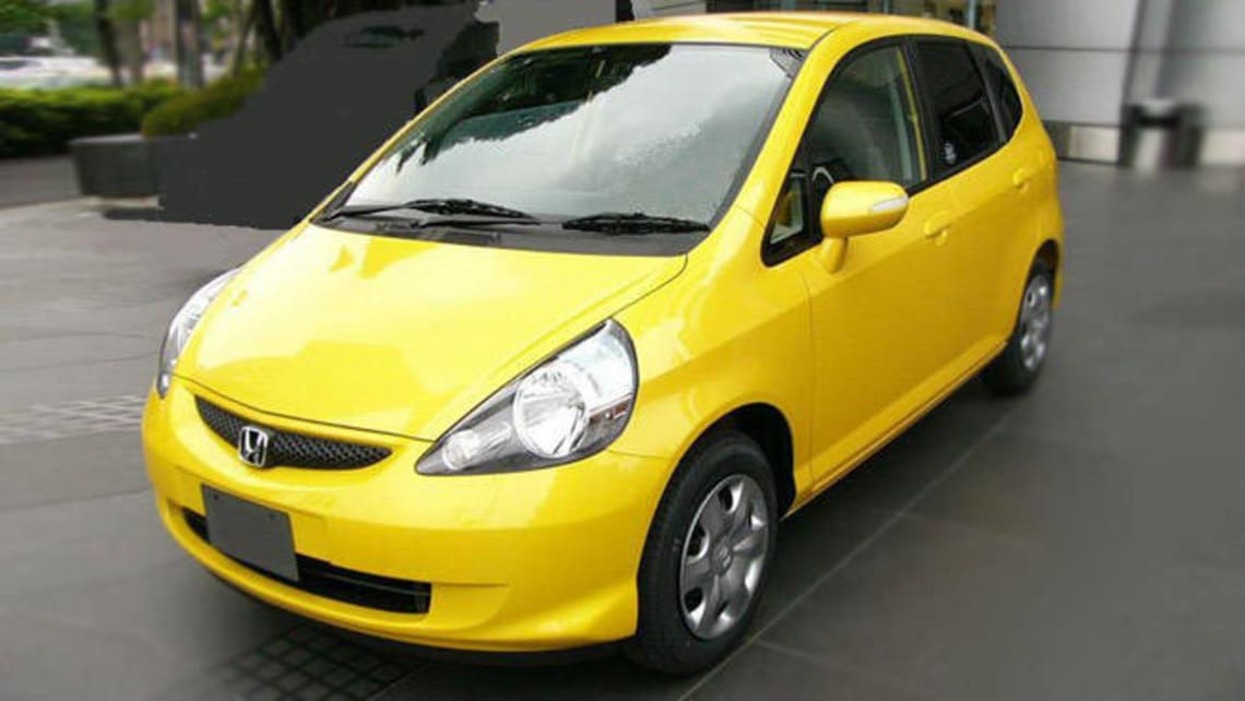 Used Honda Jazz Review 2002 2009 Carsguide