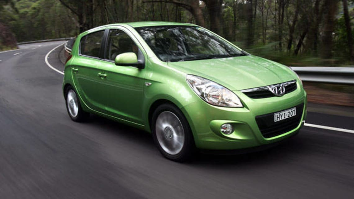 Used Hyundai I20 Review 2010 2012 Carsguide