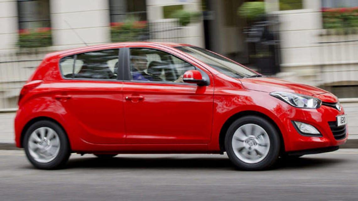 Hyundai I20 Reviews >> Hyundai I20 2013 Review Carsguide