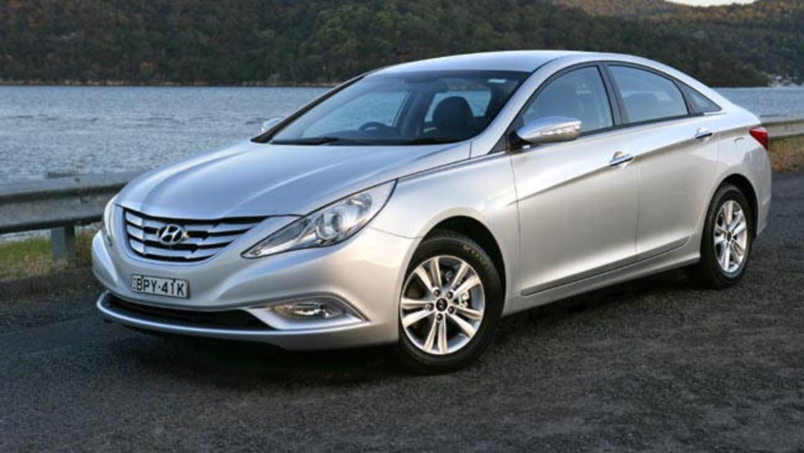 Hyundai i45 2011 review
