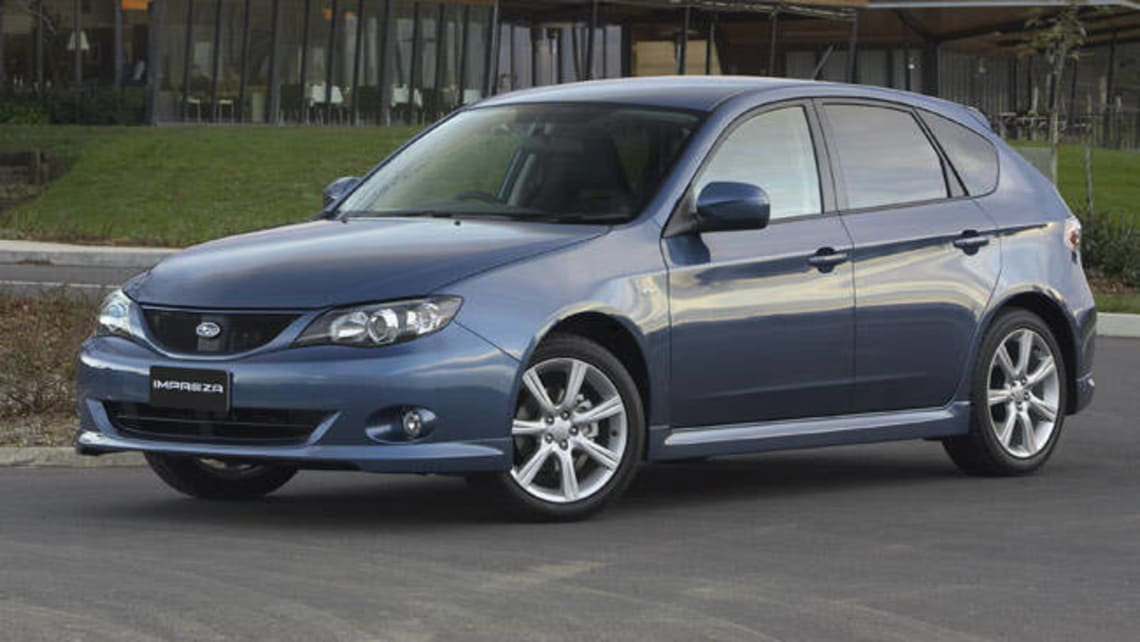 used subaru impreza review 2007 2010 carsguide. Black Bedroom Furniture Sets. Home Design Ideas