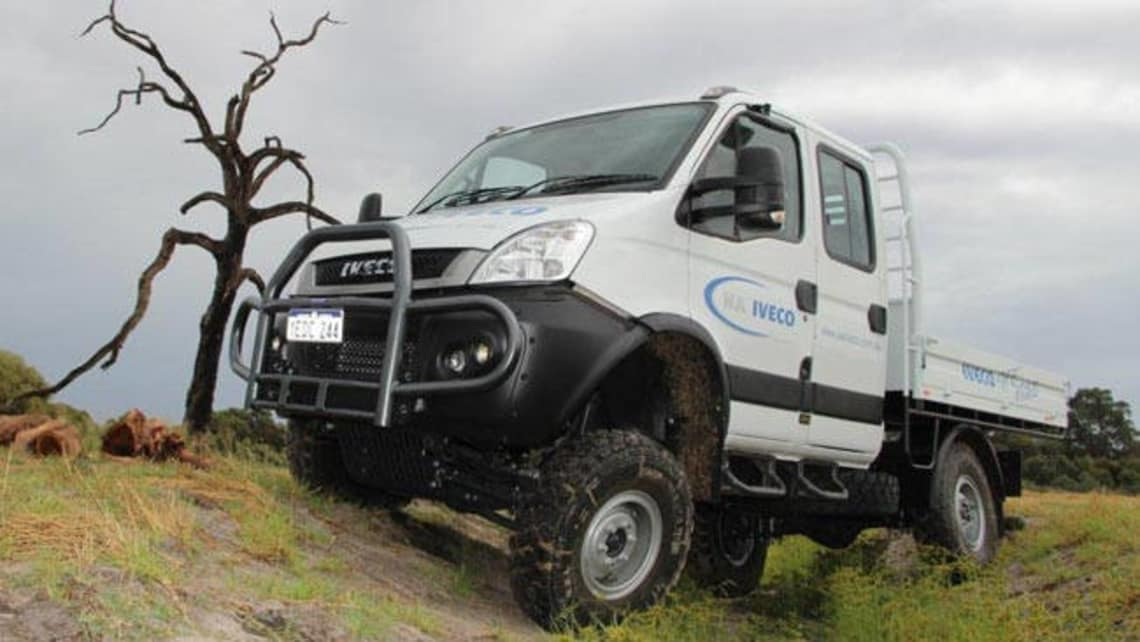 Iveco Daily 2013 Review