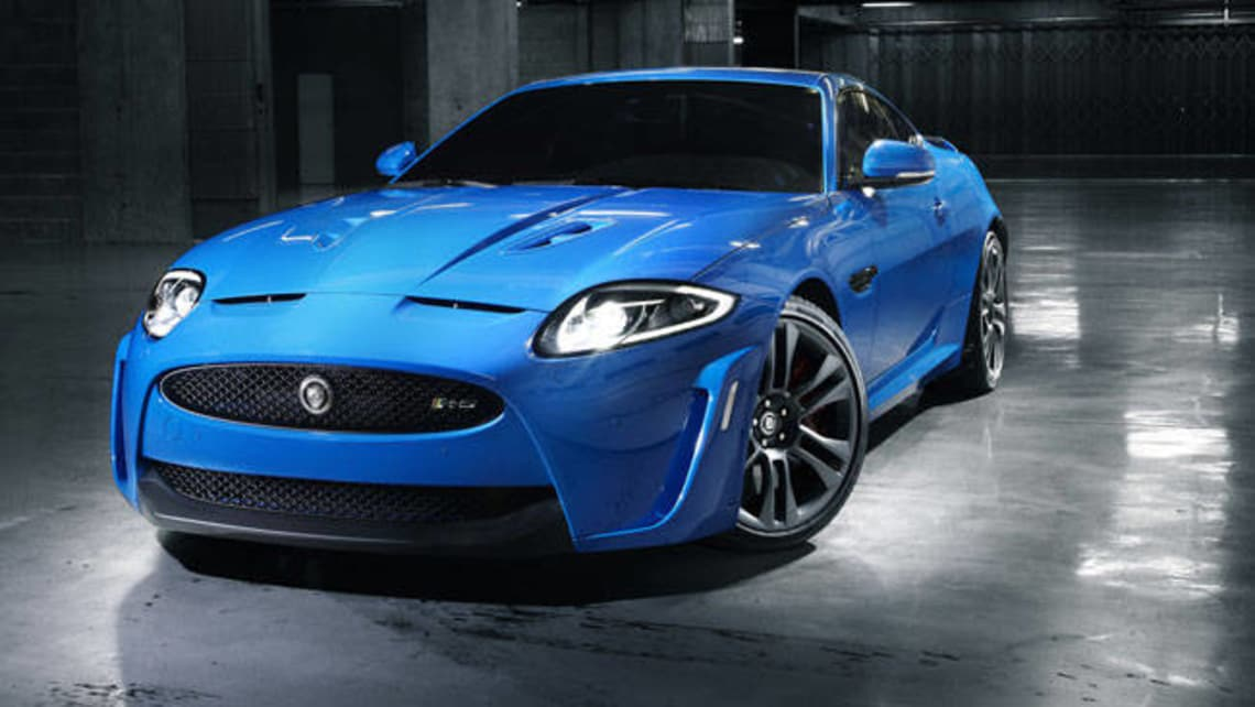 Jaguar XKR-S 2013 Review