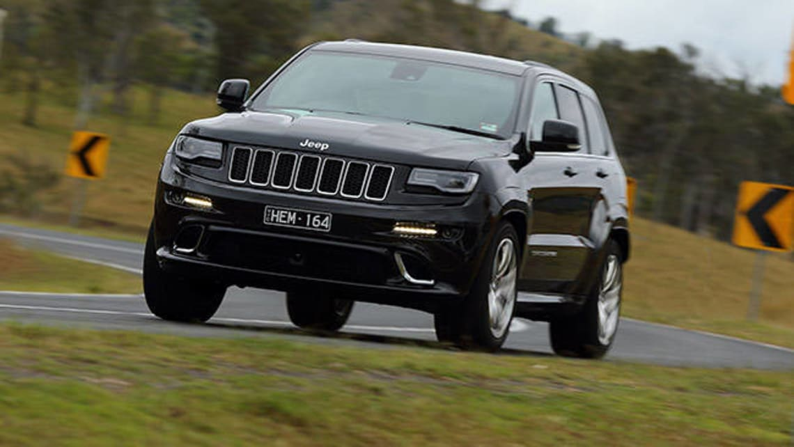 Jeep Grand Cherokee 2013 Review