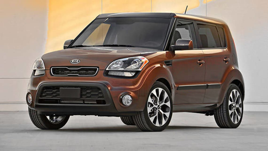 High Quality Kia Soul + 2.0 Litre Petrol 2013 Review