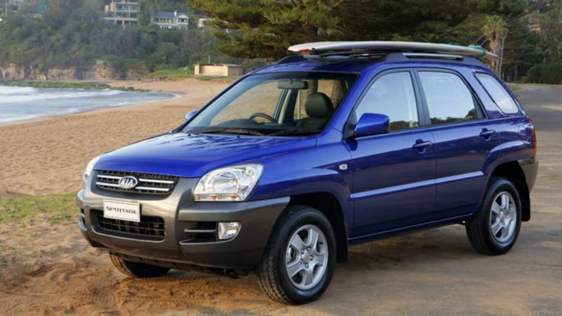 Superior Used Kia Sportage Review: 2005 2009