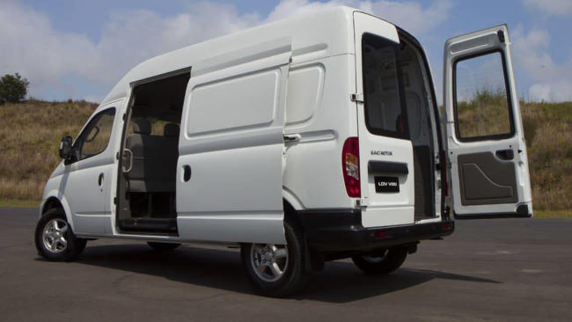 f36788959ffe0c LDV V80 Van 2013 review