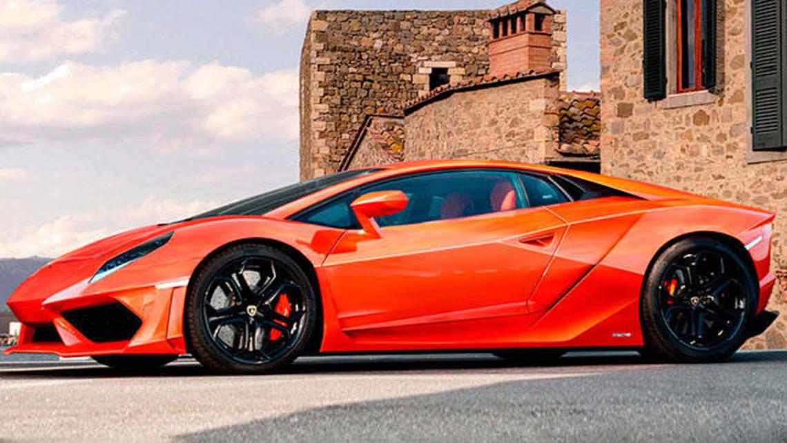 Lamborghini Cabrera | spy shot - Car News | CarsGuide