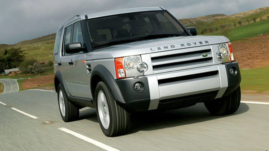 used land rover discovery 3 review 2005 2009 carsguide. Black Bedroom Furniture Sets. Home Design Ideas