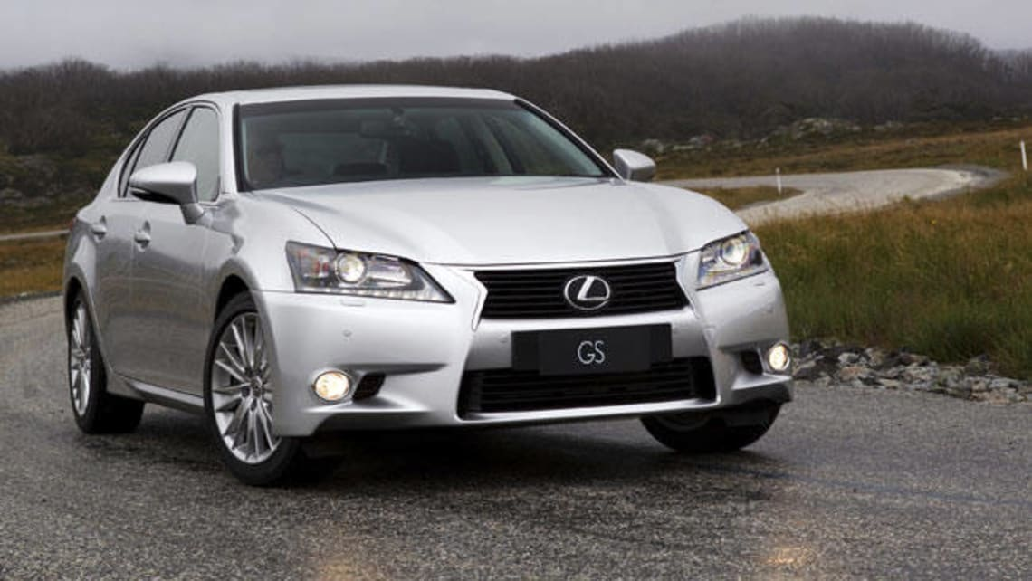Lexus GS350 2013 Review