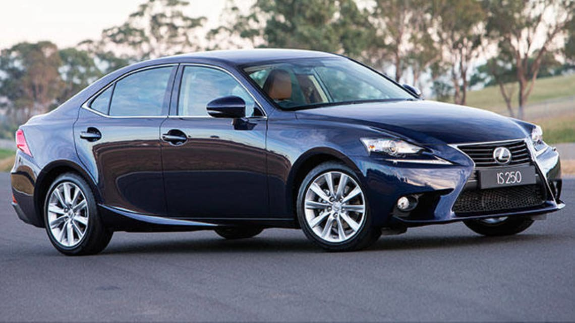 lexus is250 2013 review snap shot carsguide. Black Bedroom Furniture Sets. Home Design Ideas