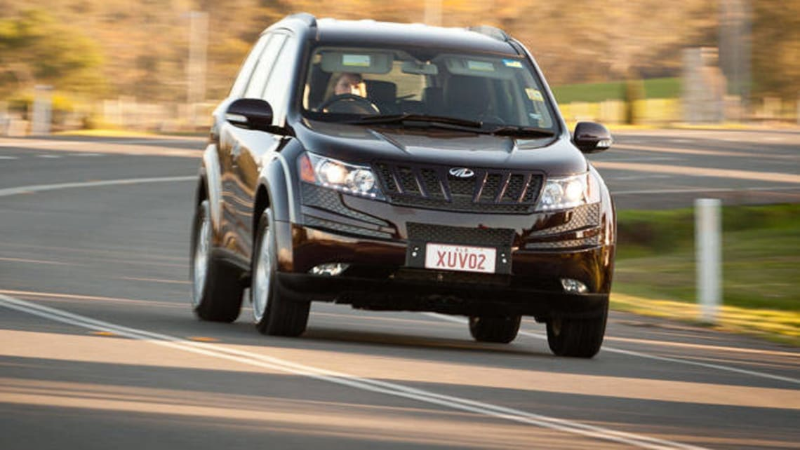Mahindra Xuv500 2012 Review Carsguide