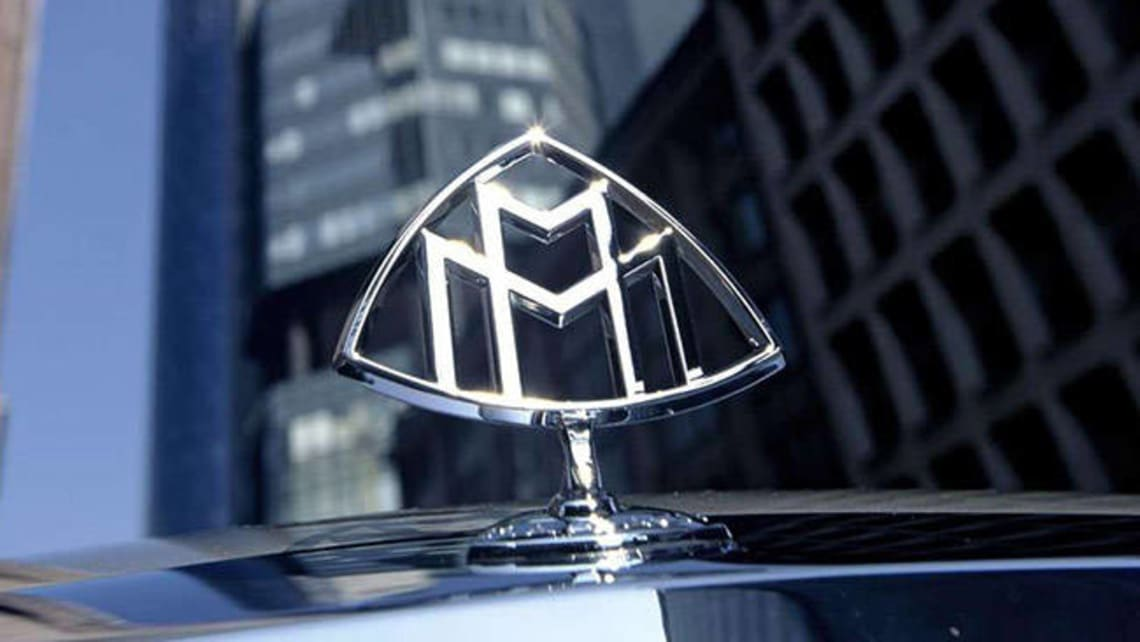 Maybach Symbol >> Maybach Makes A Comeback Car News Carsguide