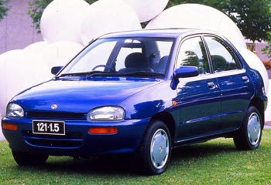 Mazda 121 1996