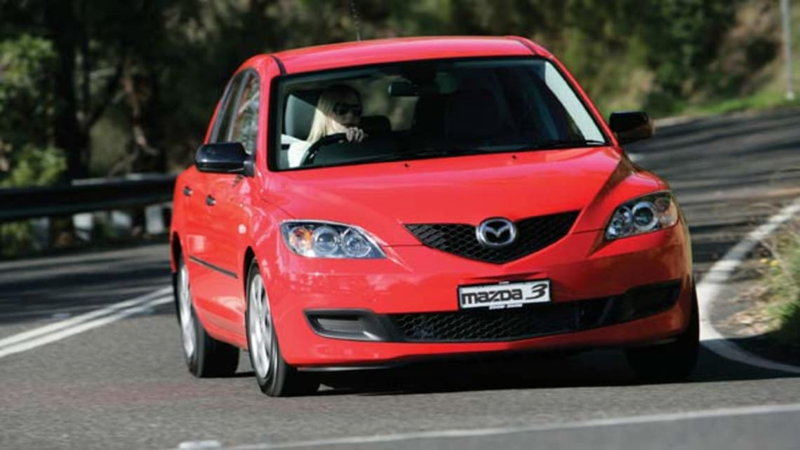 Used Mazda 3 Review: 2004 2011