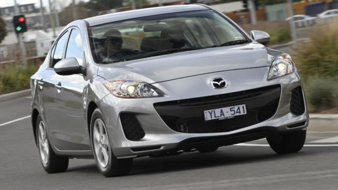 Superb Mazda3 2013 Review