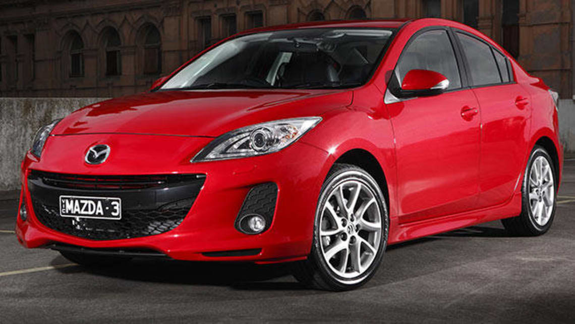 Used Mazda3 Review: 2004 2013