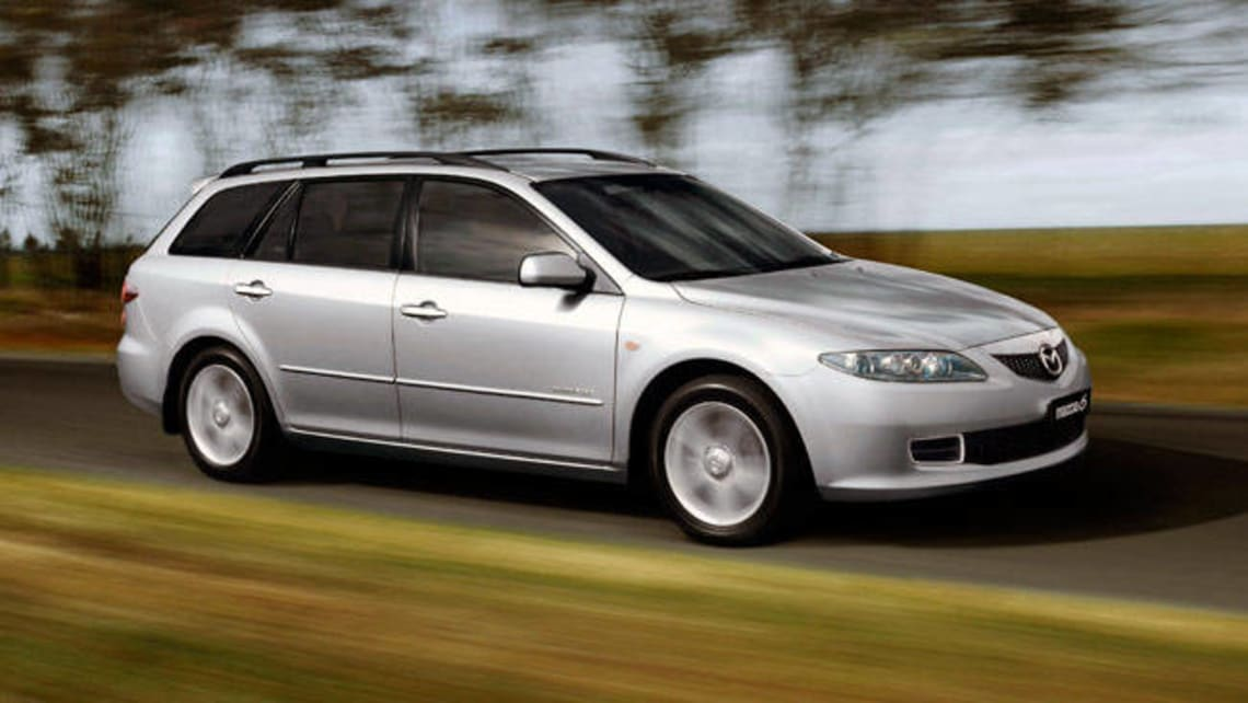 mazda 6 2004 car review