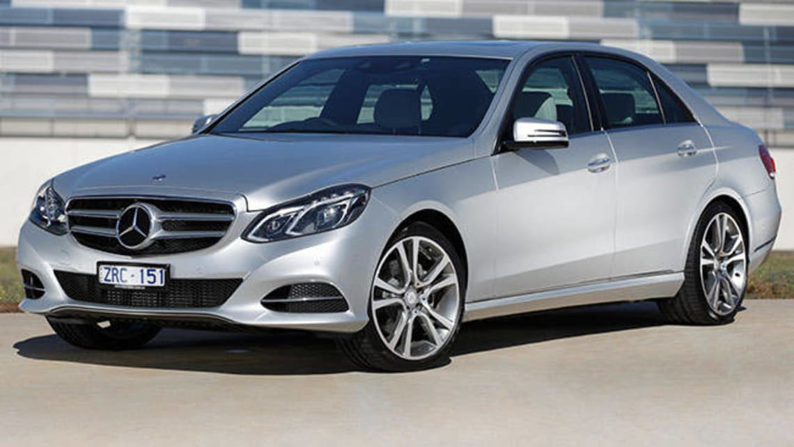 Mercedes Benz E Class 2013 Review
