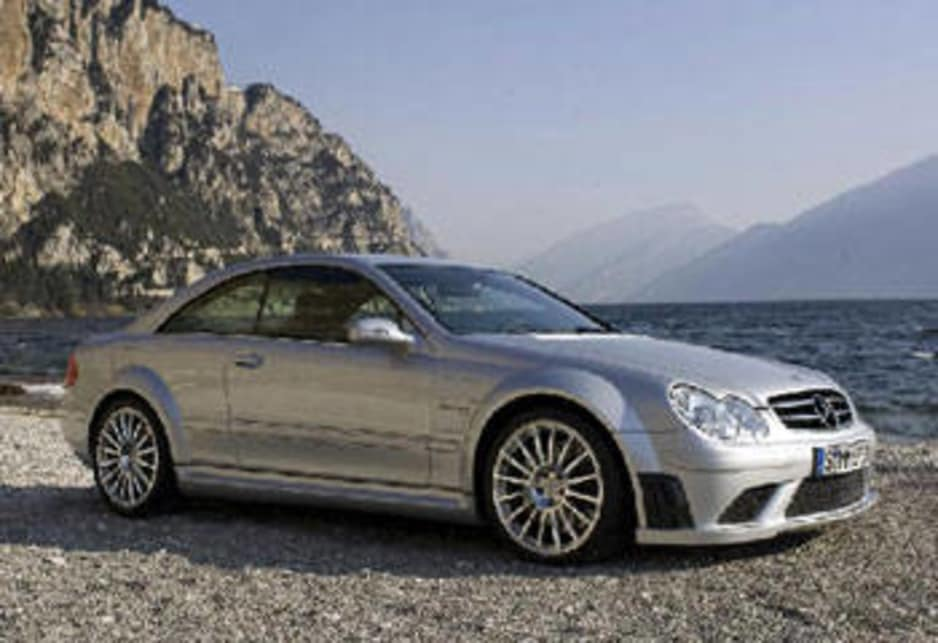 Mercedes-Benz CLK63 2008 Review