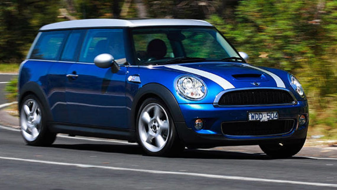 Used Mini Clubman Review 2008 2011 Carsguide
