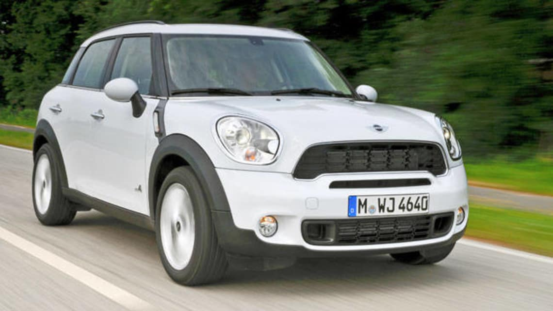Mini Countryman S 2011 Review Carsguide