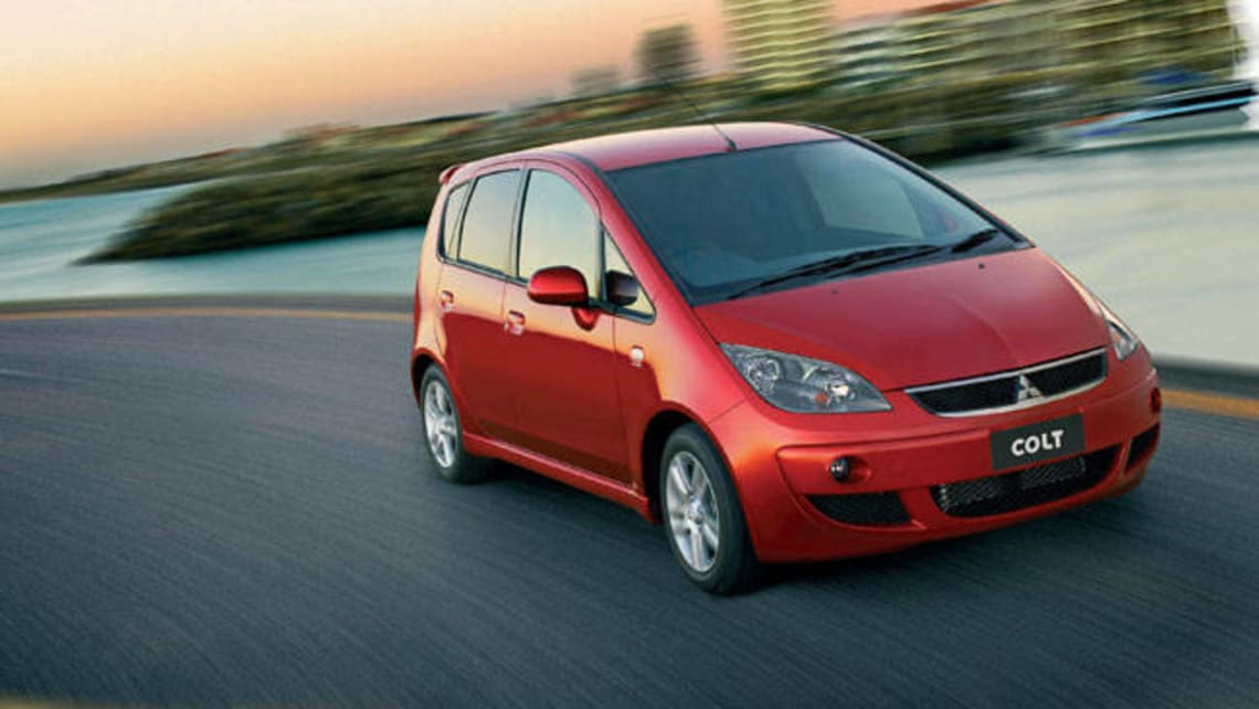 Used Mitsubishi Colt review: 2004-2011