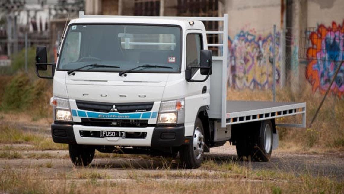 Mitsubishi Fuso 2013 Review | CarsGuide