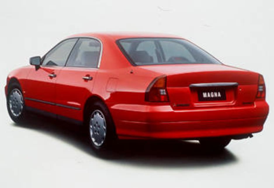 Used Mitsubishi Magna review: 1996-1997