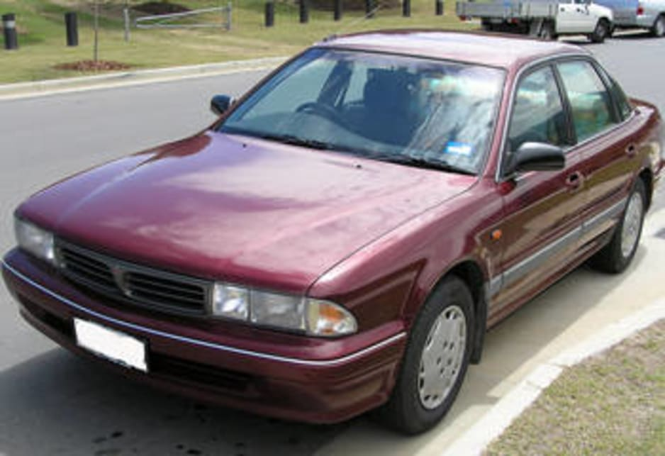 Used Mitsubishi Magna review: 1994