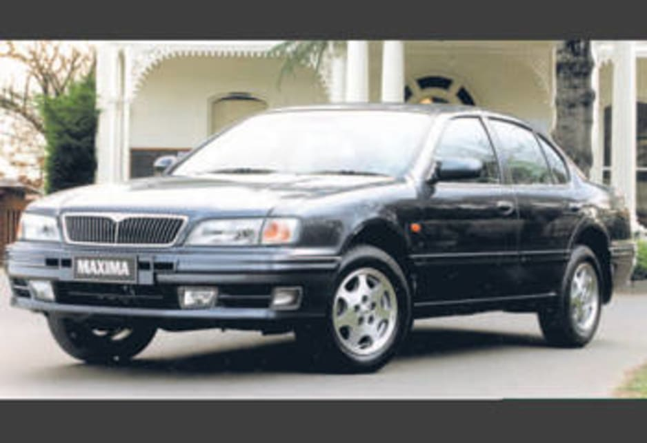 Used Nissan Maxima Review 1995 1999