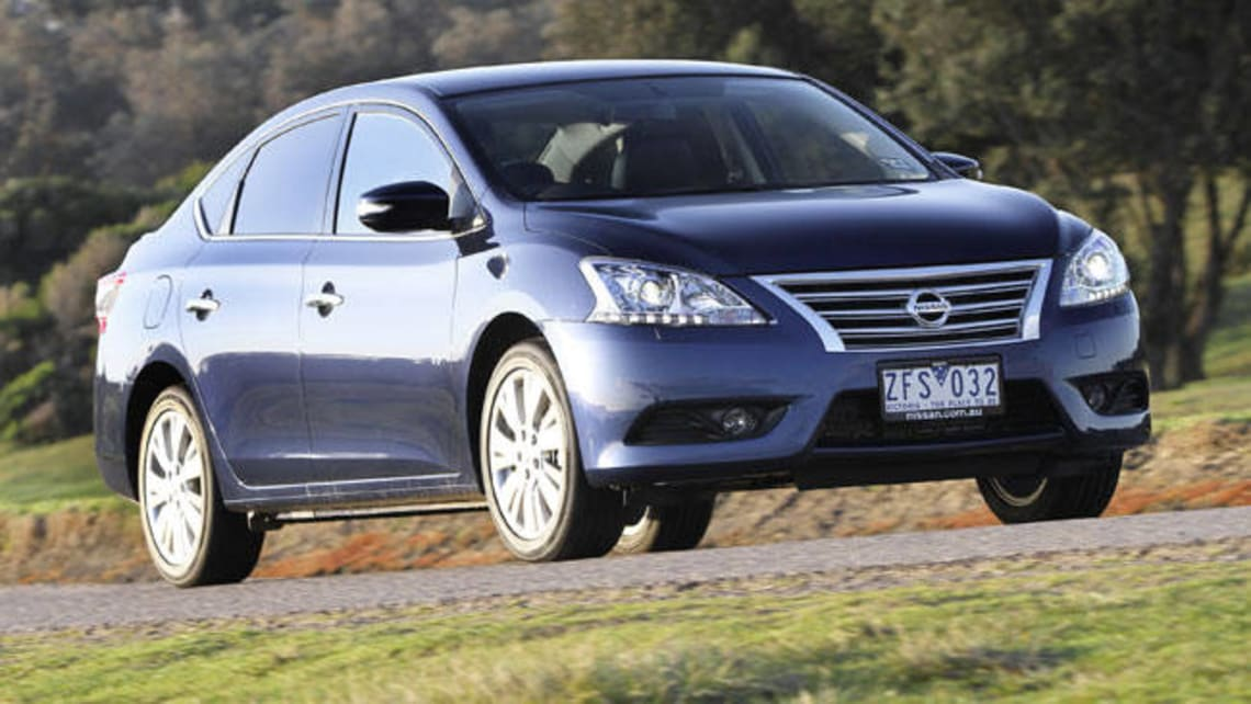 Nissan Pulsar ST manual and Ti 2013 review