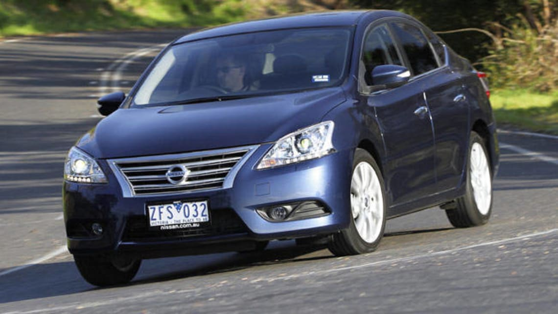 Nissan Pulsar sedan and hatch 2013 review