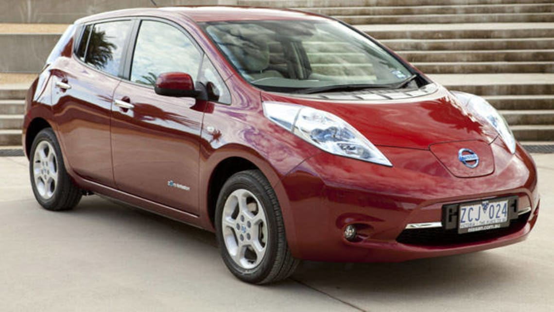 Nissan Leaf 2012 Review Carsguide