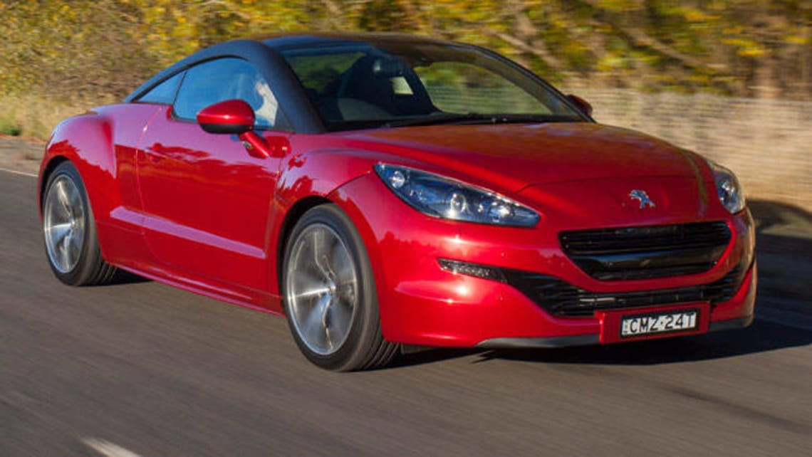 Peugeot Rcz Manual And Auto 2013 Review Carsguide