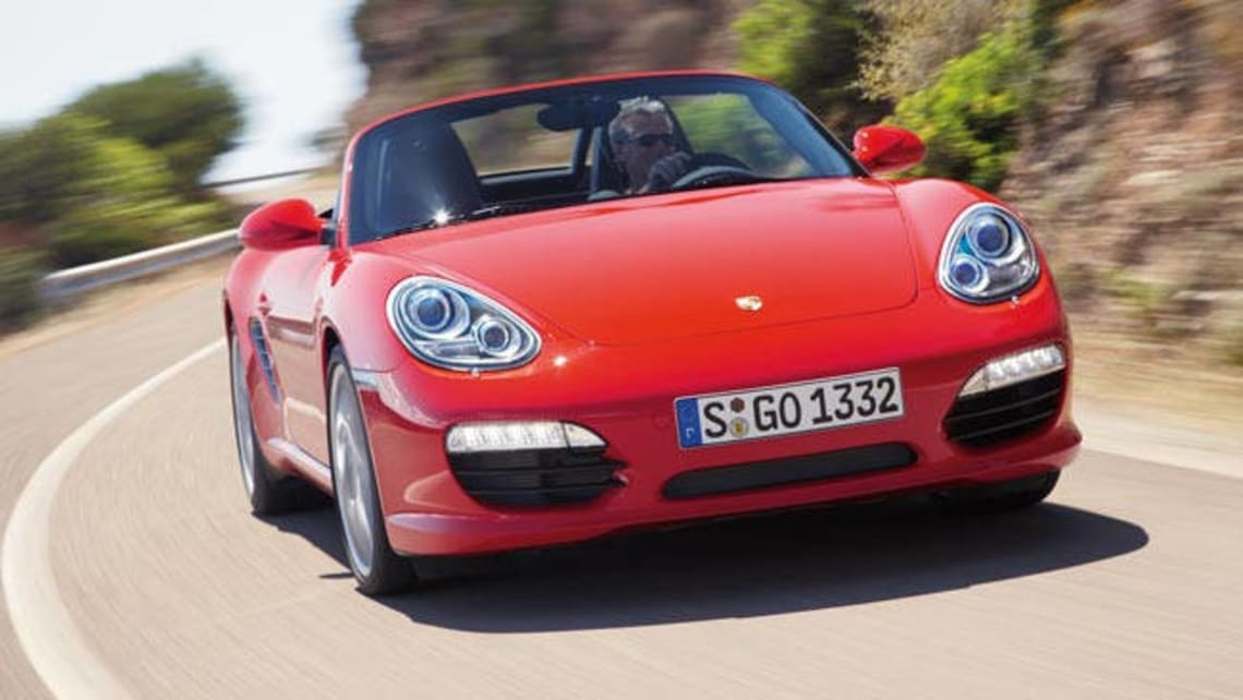 Porsche Boxster and Cayman review: 1997-2012
