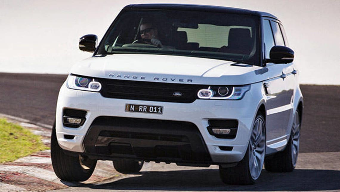 land rover range rover sport 2014 review road test. Black Bedroom Furniture Sets. Home Design Ideas