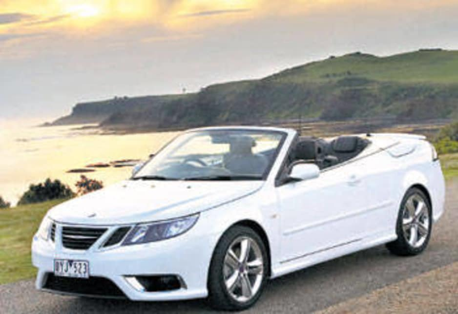 Saab 9-3 2008 Review