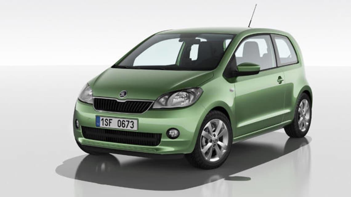 Skoda Citigo Will Be Cheapest Euro Car Here Car News Carsguide