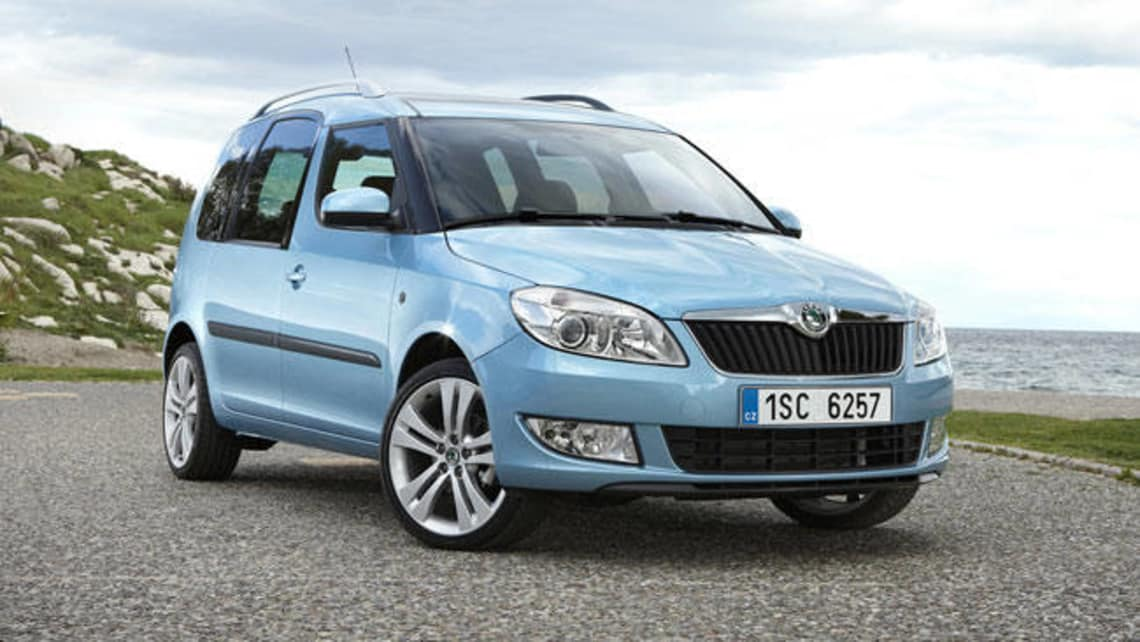 skoda roomster 2013 review | carsguide