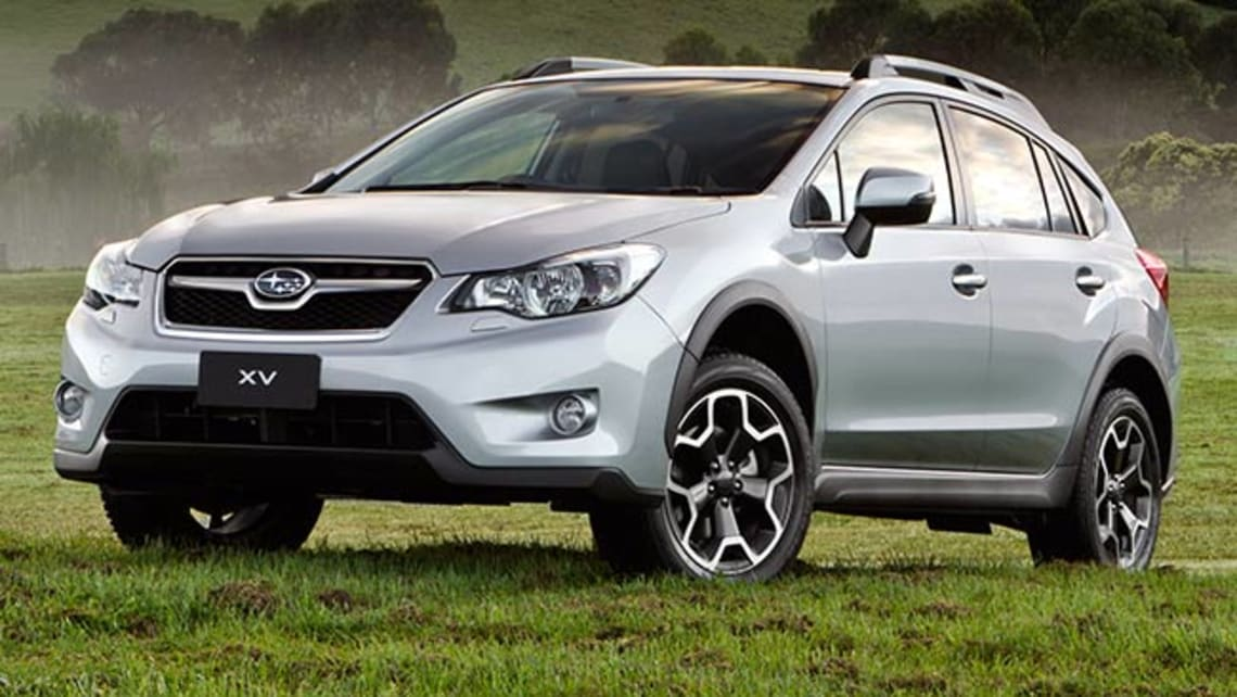 used subaru xv review 2012 2013 carsguide. Black Bedroom Furniture Sets. Home Design Ideas