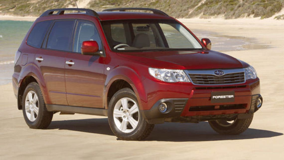 Subaru Forester used review | 1997-2011