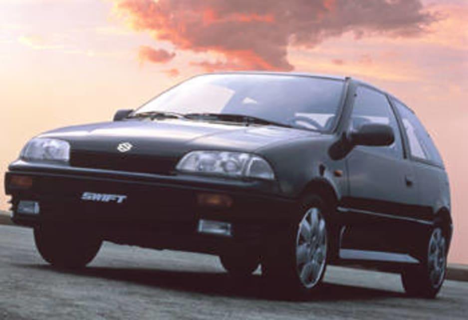 Used Suzuki Swift Review 1989 2000