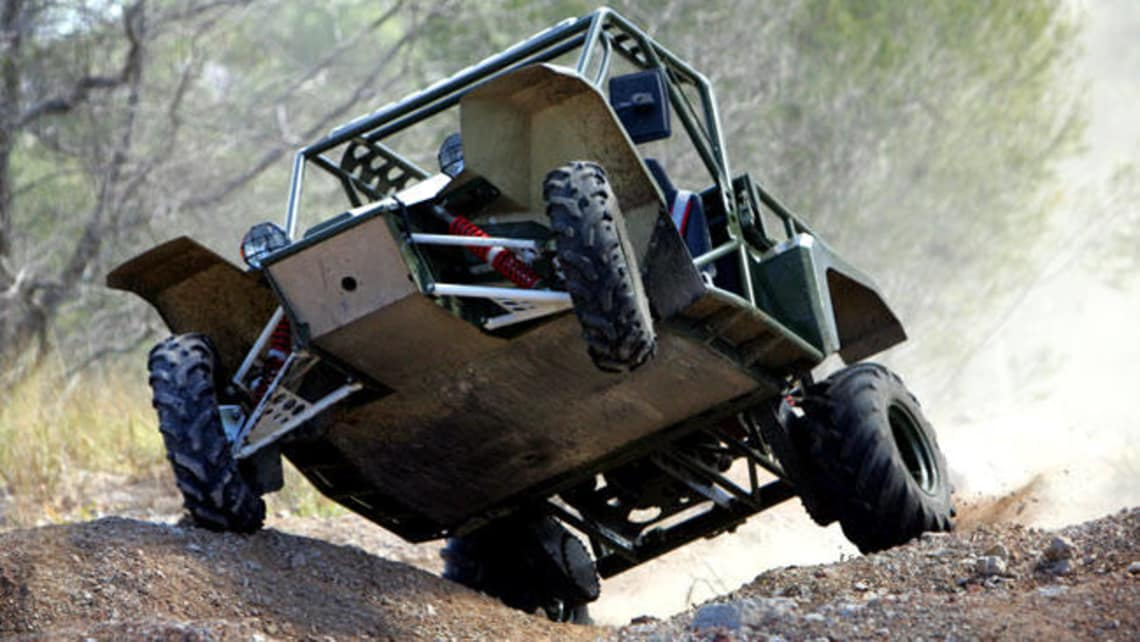 Tomcar S New Terrain Car News Carsguide