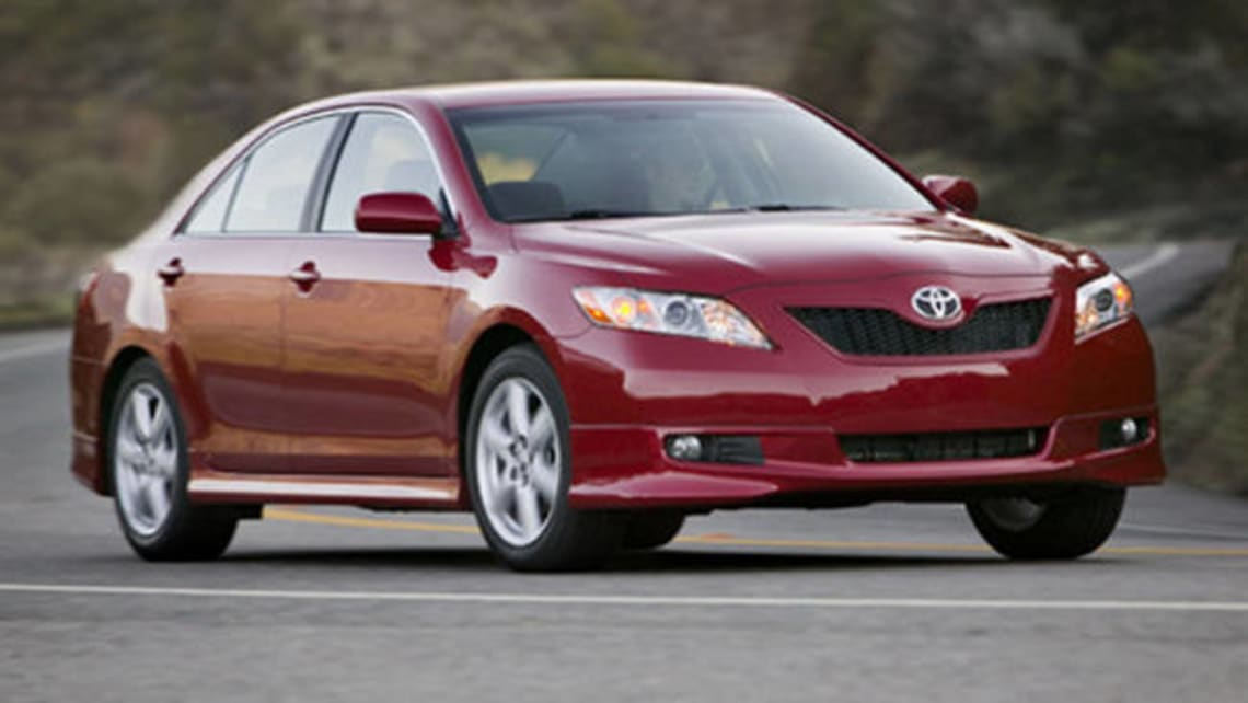 Used Toyota Camry Review: 2006 2011